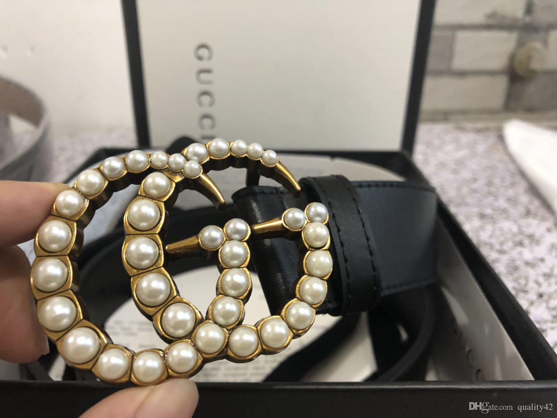 036e82432d3 2018 Hot Mens Luxury Belt Brand Designer Mens High Quality Buckle ...