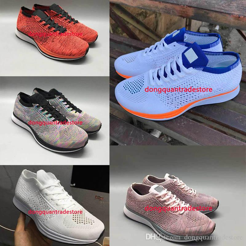 f9eddc485 Top Quality Wholesale Men Women Casual Racers Running Shoes Trainer Chukka  Black Red Blue Grey Lightweight Breathable Walking Hiking Shoes 3 Casual  Racers ...