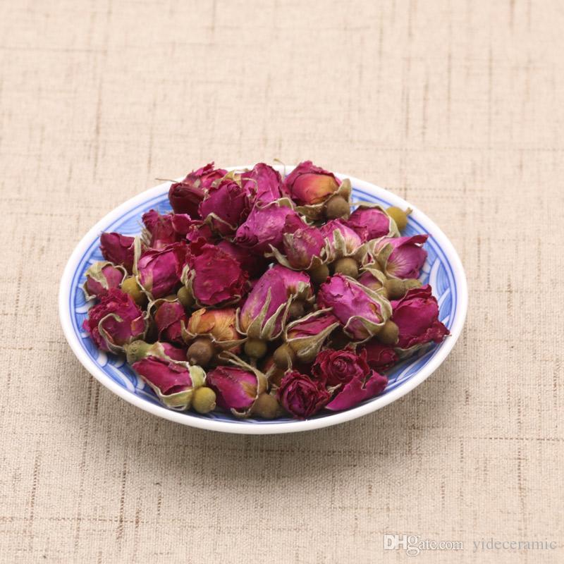Compre Pingyin Natural Orgânica Rosa Vermelha Flor Chá Cuidados De