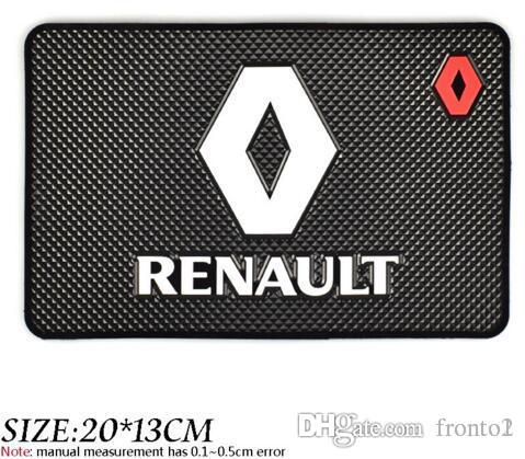 Car Styling Car Sticker Mat Case For Renault Opel Lada Alfa Romeo