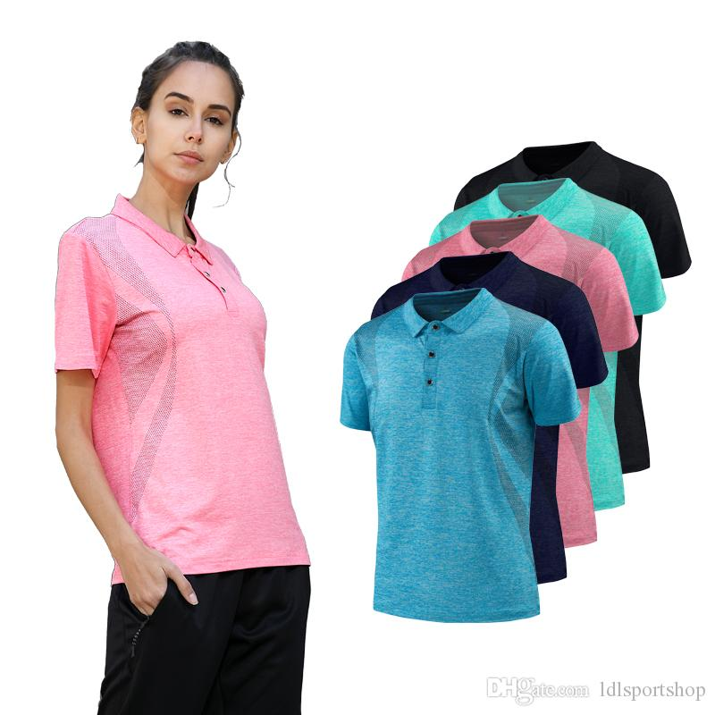 Gym Compression Women Sport T-shirts Dry Quick Running Short Sleeve ... 7e062747c1