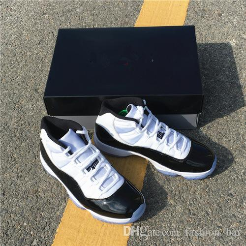 075052d1930 11s Concord Og Number 45 Men Basketball Shoes With Original Box Sneaker Shoes  Wholesale Shoes Jordans Sneakers On Sale From Fashion_bar, $131.68|  DHgate.Com