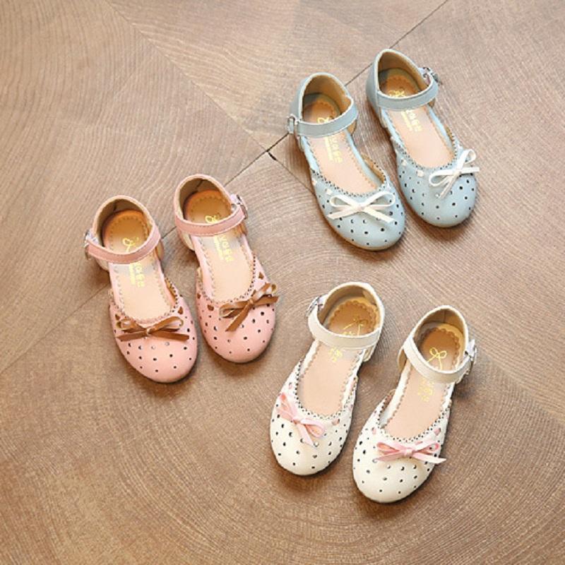 b5eacfefef94e Acheter Été Bébé Fille Chaussures Garçon Sandales 3 16 Ans Enfants  Chaussures D été Enfants Sandales Respirent Chaussure Fille De 1562 De   21.83 Du ...