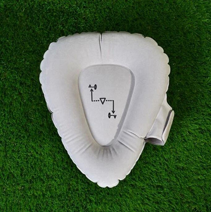 Golf Trainingshilfe Schwingen Gerade Praxis Arm Körperhaltung Korrektor für Training Anfänger PVC Golfausrüstung Freies Verschiffen