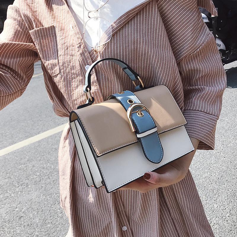 ec8b6cfdf2c3 Women s Designer Handbag 2018 Fashion New High Quality PU Leather ...