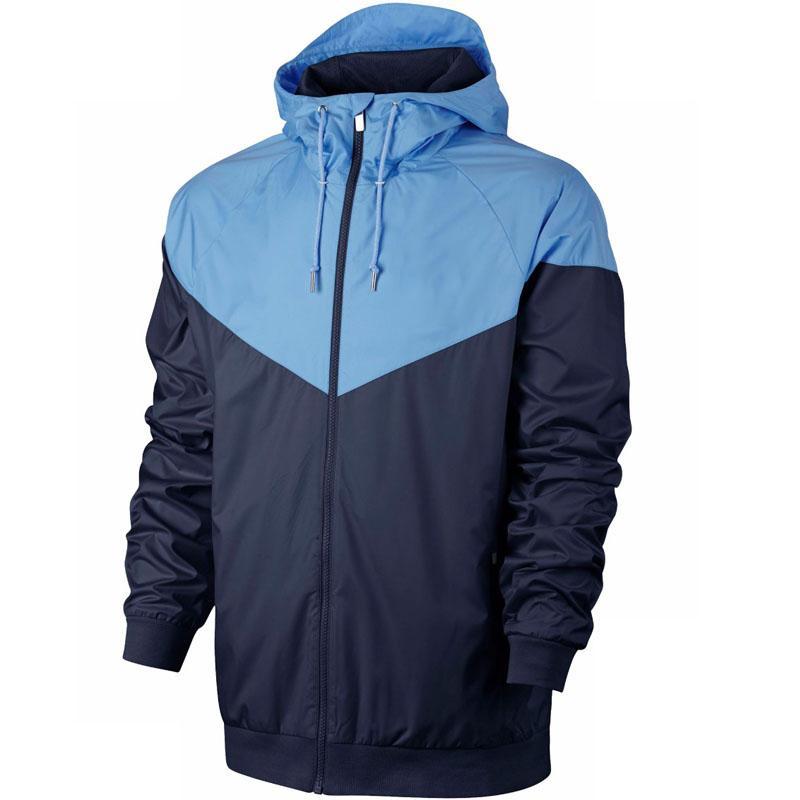 e4bb3b0759 Mens Football Jackets Fashion Designer Windbreaker Zipper Hoodies Coat  Sprot Outerwear Patchwork Pattern Print High Quality Coats Latest Mens  Jackets Mens ...