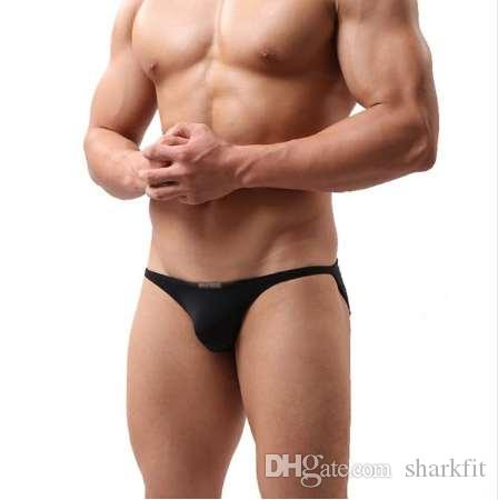 e49b857063 2019 New 2018 Slip De Bain Homme Briefs Brave Person Gay Swimwear Low Rise  Sexy Mens Swim Trunks Zwembroek Man From Sharkfit, $15.99 | DHgate.Com
