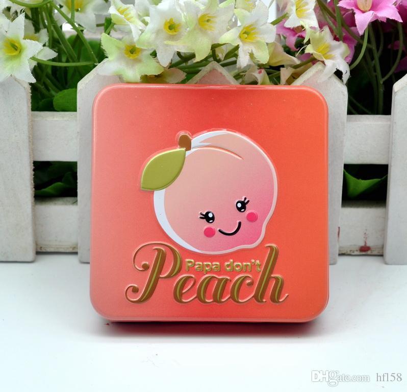 2018 Newest Arrival 9 g Sweet Peach Papa Don't Peach Blush Single Color 9g Sugar Pop Totally Cute Blush Face Makeup DHL
