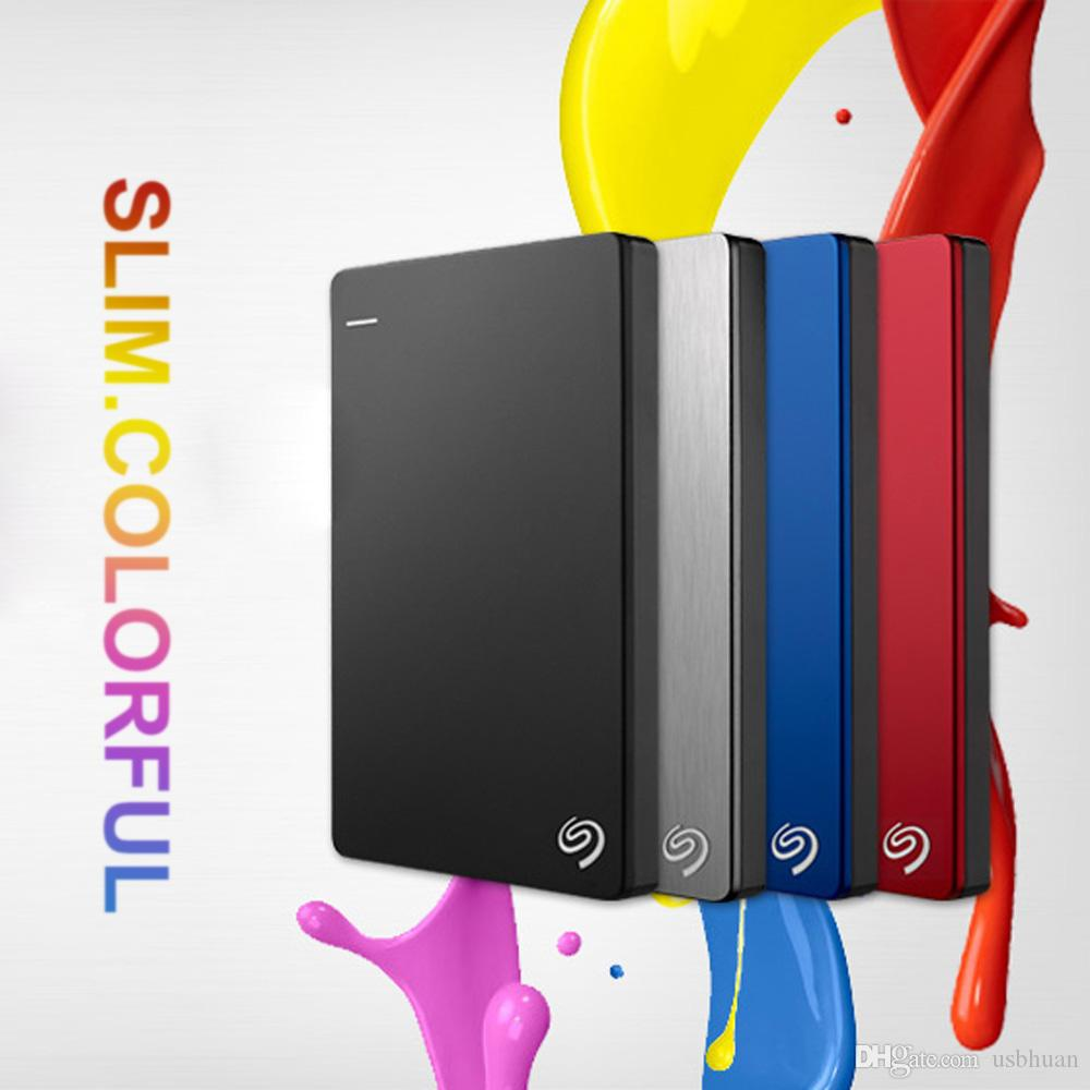 Seagate External Hdd 1tb 2tb 4tb Backup Plus Slim Usb 30 25 1 Tb Ultra Thin Portable Hard Drive Disk For Desktop Laptop 8