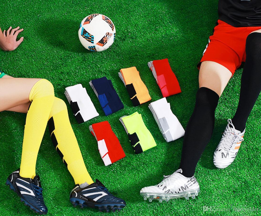 b0bd2c8fa3c Football socks men s factory wholesale outdoor non-slip sweat-absorbent  breathable long tube towel bottom sports socks adult