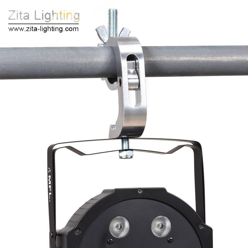 Zita Beleuchtung Bühnenbeleuchtung Clamp Trigger Clamp 330lb Tragfähigkeit Aluminium Trusses Beleuchtung Haken Gerät Fixture Ausrüstung Zubehör Party