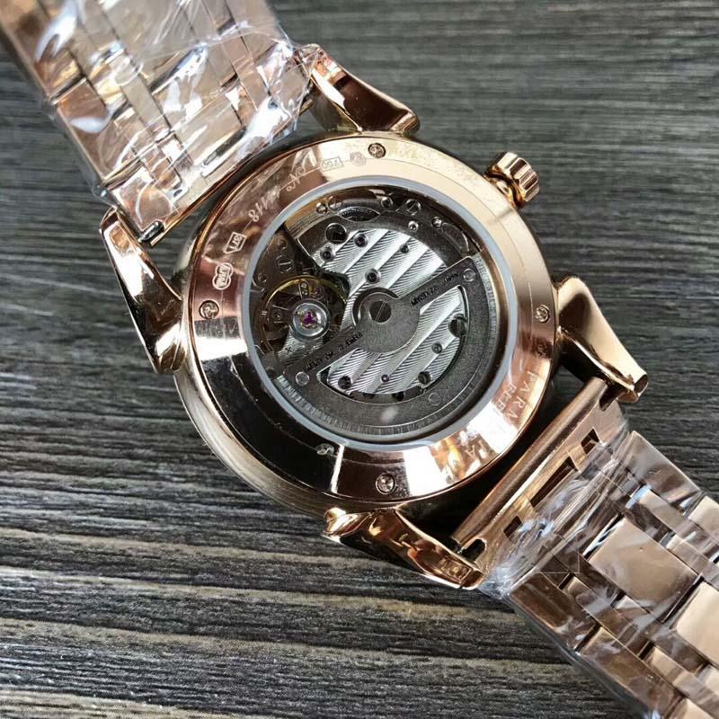Full diamonds dial Men Watches Automatic Japan Mechanical Watch Male Clock Gold Fashion Watch Top designer luxury Wristwatch Relogio