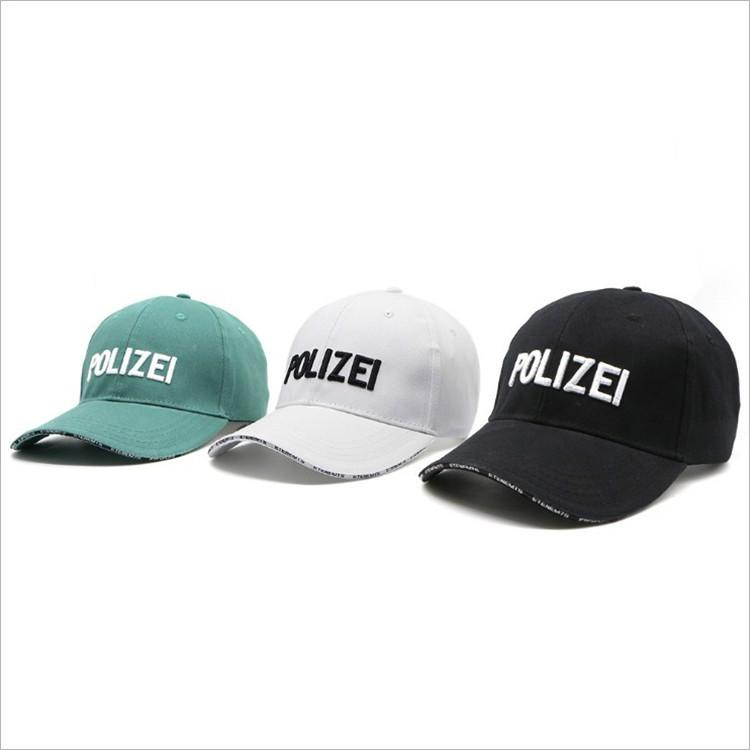 6aa2abfc3167ac France Brand Fashion Unisex Green Black White Baseball Cap Men Women  Snapback Vetements Hats Casquette Cheap Hats Richardson Caps From  Linyicity, ...