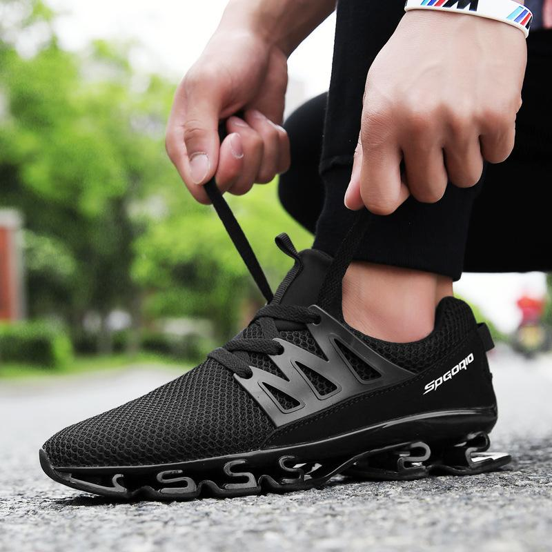 Hot Spring Autumn High Quality Men Casual Shoes Fashion Brand Soft ... 68993afc7476