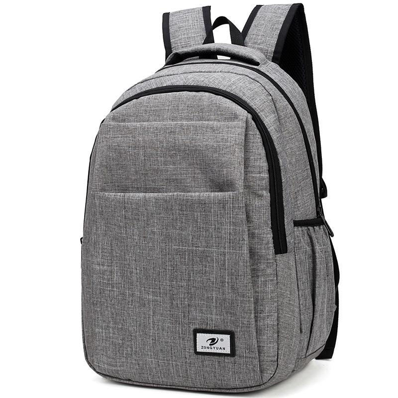 98c654a3e572 Unisex Design Backpack Book Bags For School Backpack Casual Rucksack  Daypack Oxford Canvas Laptop Fashion Man Backpacks College Backpacks Girl  Backpacks ...