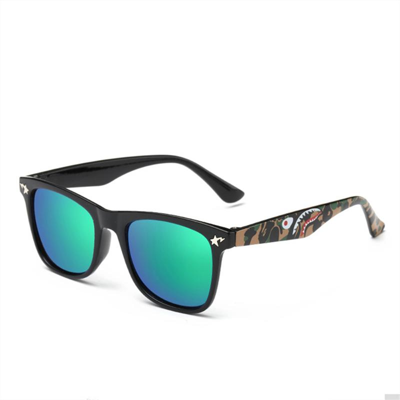 9cdc5a2aef Compre Marca Niños Gafas De Sol Gafas De Bebé Gafas Niños Niñas Espejo Gafas  A $1.02 Del Super02 | DHgate.Com