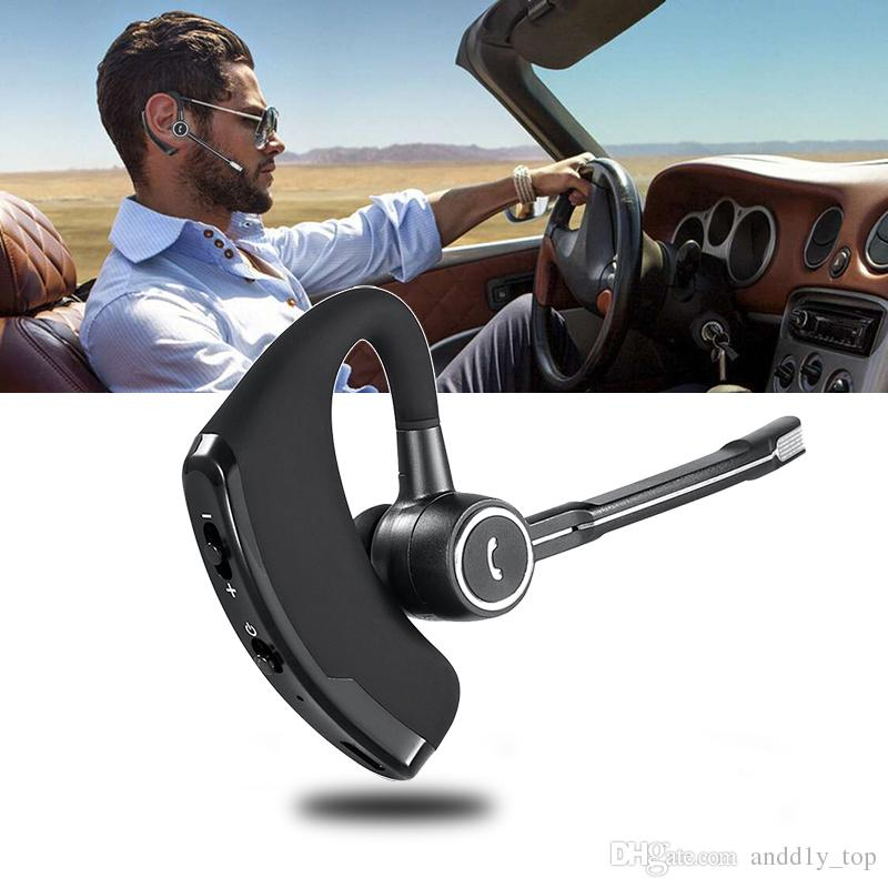 Bluetooth Earphone V8S Headphone Wireless Handsfree Headphones Bluetooth Headsets 4.1 Legend Stereo Wireless Universal Headphone