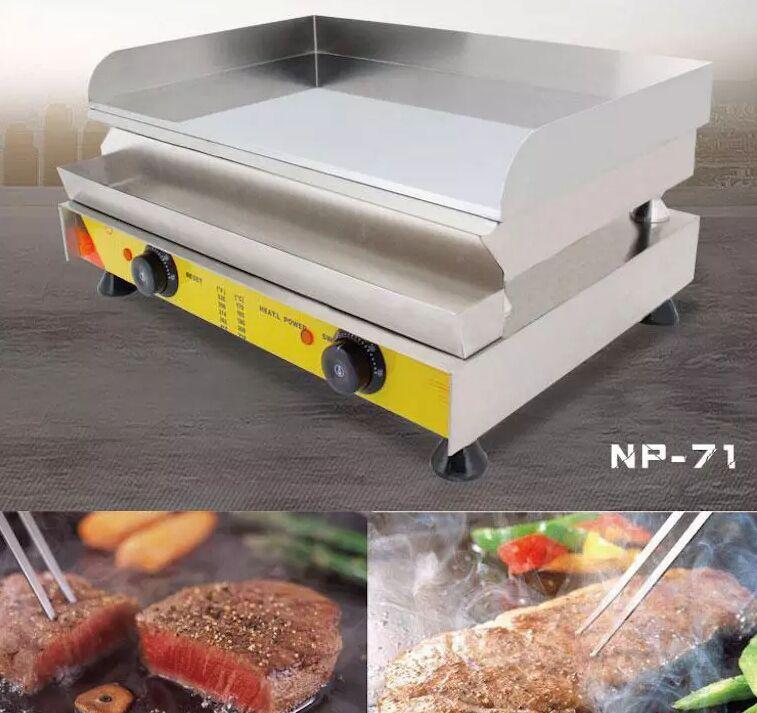 Grosshandel Kommerzielle Elektrische Pfanne Japanischen Teppanyaki