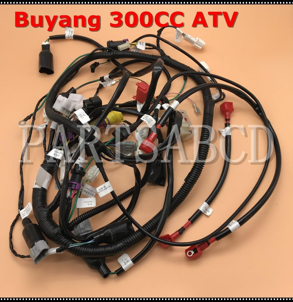 Buyang Feishen Fa D300 Wire Harness Assy 53010063 Wiring For Atv Parts Accessories Cheap Online