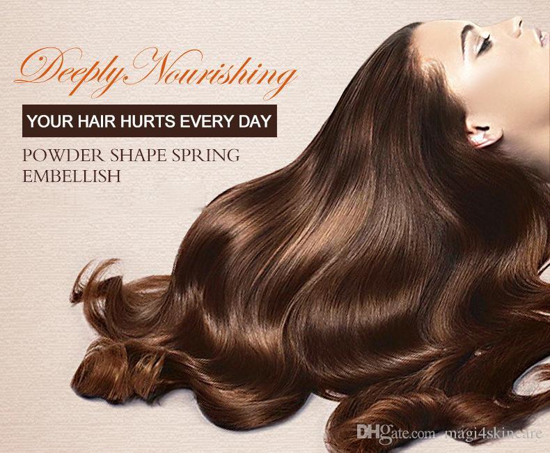 Horse Oil Shampoo Silicon Free Nourishing Moisturizing Anti-Dandruff Professional Women Thinning Dry Normal Hair 300ML