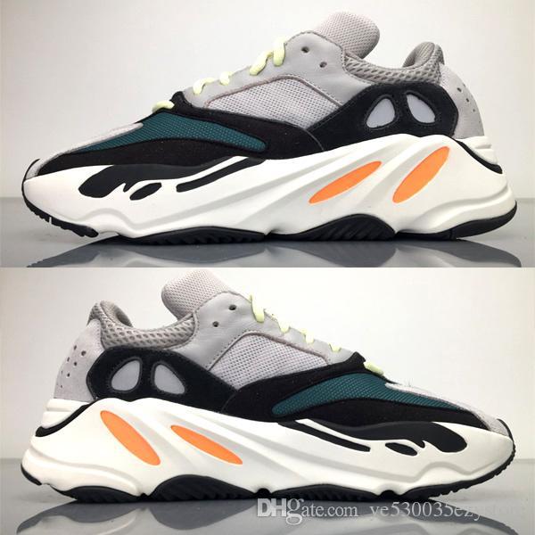 cheaper 46897 0fa31 Großhandel Adidas Yeezy Supreme Boost 700 Flash Angebot Kanye West Wave  Runner 700 Stiefel Herren Damen Basketball Schuh Athletisch Sportschuhe  Laufen Im ...