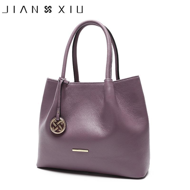 e7d2c0878d6 JIANXIU Genuine Leather Bag Luxury Handbags Women Bags Designer Handbag  Bolsa Bolsos Mujer Sac a Main Bolsas Feminina 2017 Tote Bolsa Feminina  Genuine ...