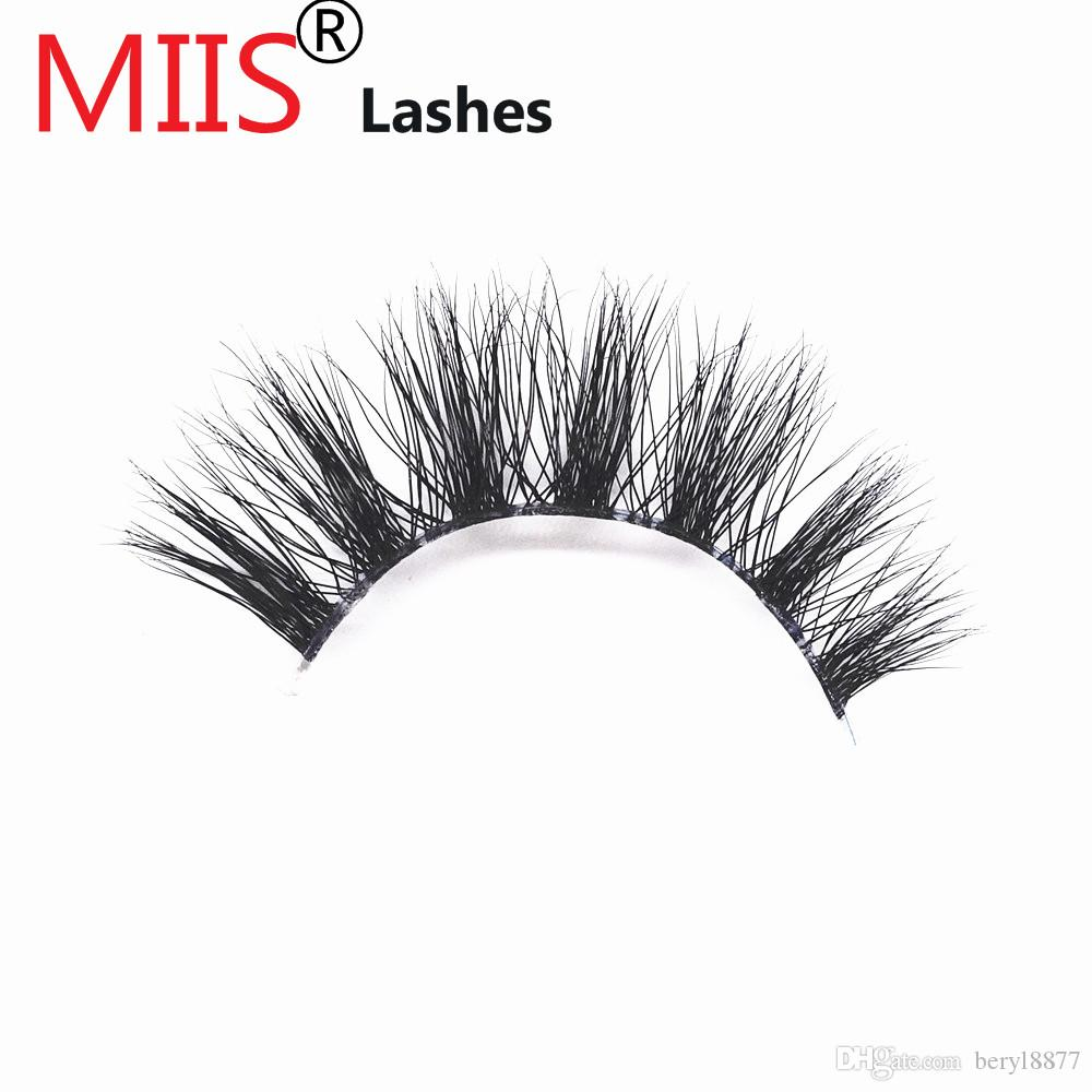 2f03487409f 2019 Wholesale 100% Real Siberian Mink Fur Mink Eyelashes 3d Mink Lashes  From Beryl8877, $7.24 | DHgate.Com