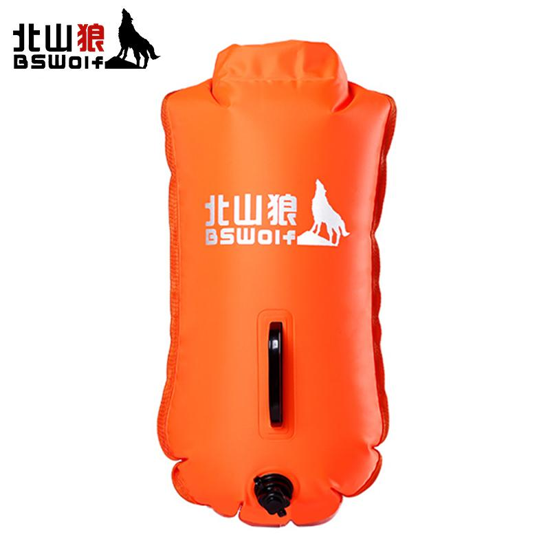 44cc6ac6361c BSWolf Safety Swimming Security PVC Inflatable Swimming Flotation ...