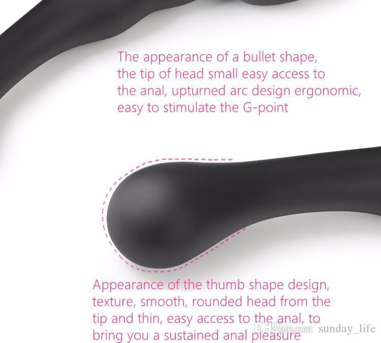 NUOVO 3 stili manuale nero grande pull perline plug anale silicone dildo anale doppia testa butt plug giocattoli del sesso gli uomini gay