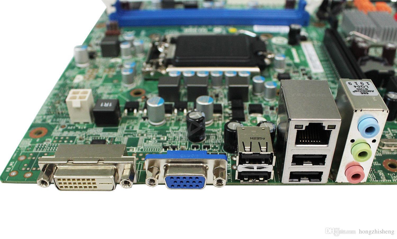 Бесплатная доставка CHUANGYISU для оригинальной материнской платы Edge72, IH61M V4.2 FRU 03T8180,03T6677, H61, s1155, DDR3 работает отлично!
