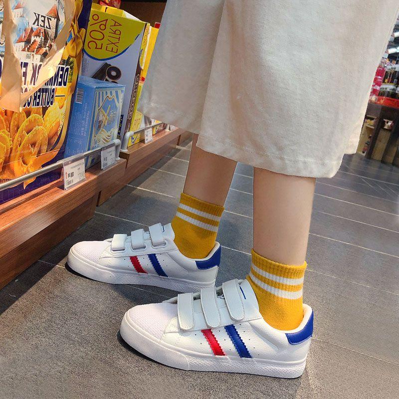 b4e15981d2 Compre Cesta Femme 2018 Calzado Casual Para Mujer Zapatos Deportivos  Zapatillas Deportivas Al Aire Libre Para Caminar Zapatillas De Deporte Para  Mujer ...