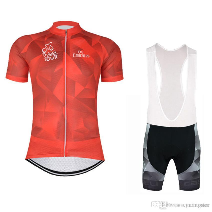 2017 Dubai Cycling Jersey Bicycle Racing Clothing Pro Team Mtb Bike ... 416604db0