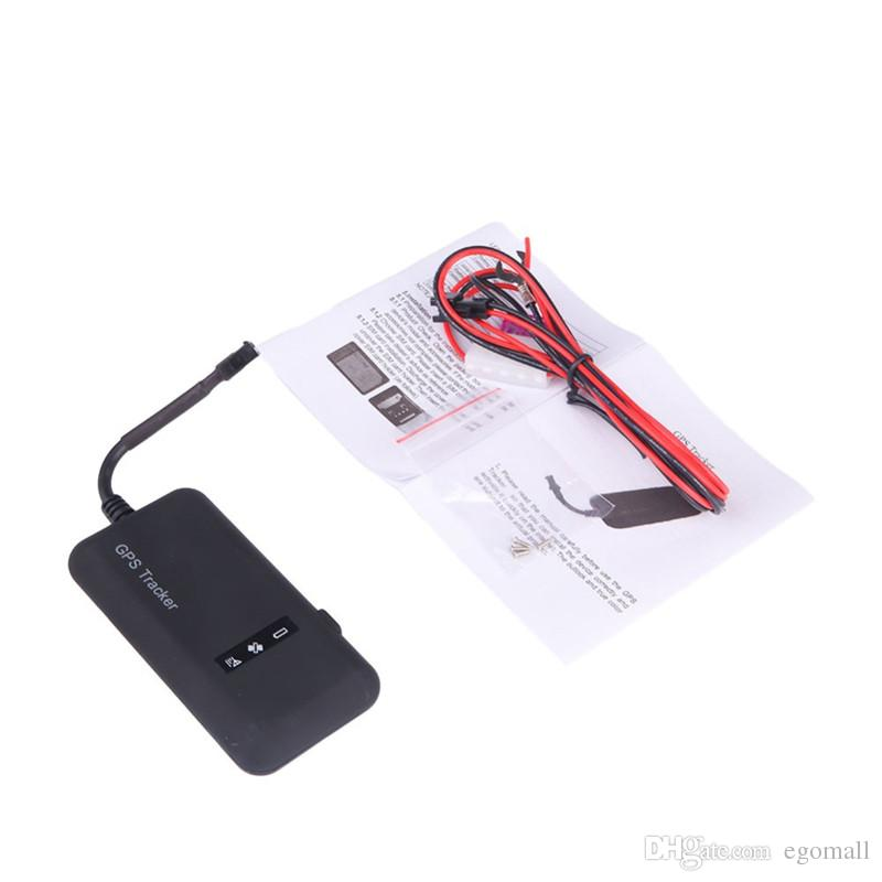 New arrival TK110 Realtime gps Tracker GSM/GPRS/GPS Vehicle Tracking system  Device gps Tracker Free Shipping