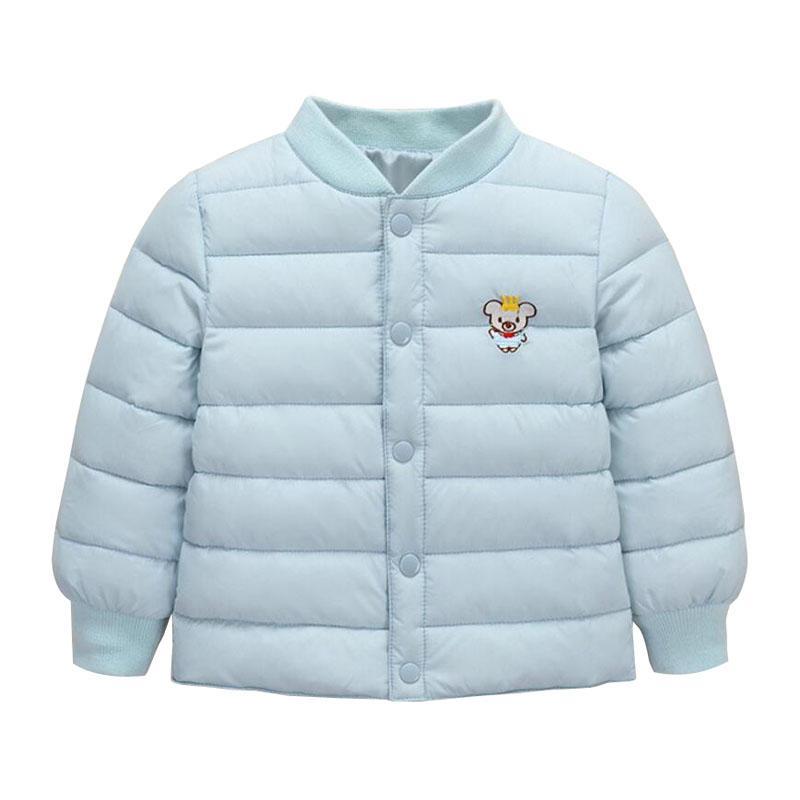 269e419c67b0 Baby Boys Girls Winter Coat Snowsuit 2 5 Year Children S Waterproof ...