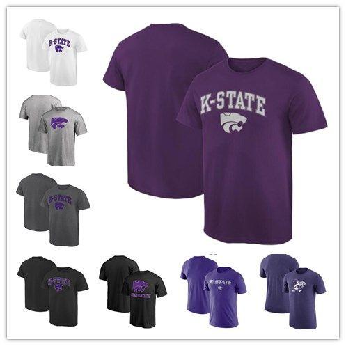 wholesale dealer 5adb8 c73ea 2019 Mens Kansas State Wildcats Fanatics Branded Legend Performance Campus T  Shirt Purple Black Grey White Size S XXXL From Jasonwholesale,  15.0    DHgate.