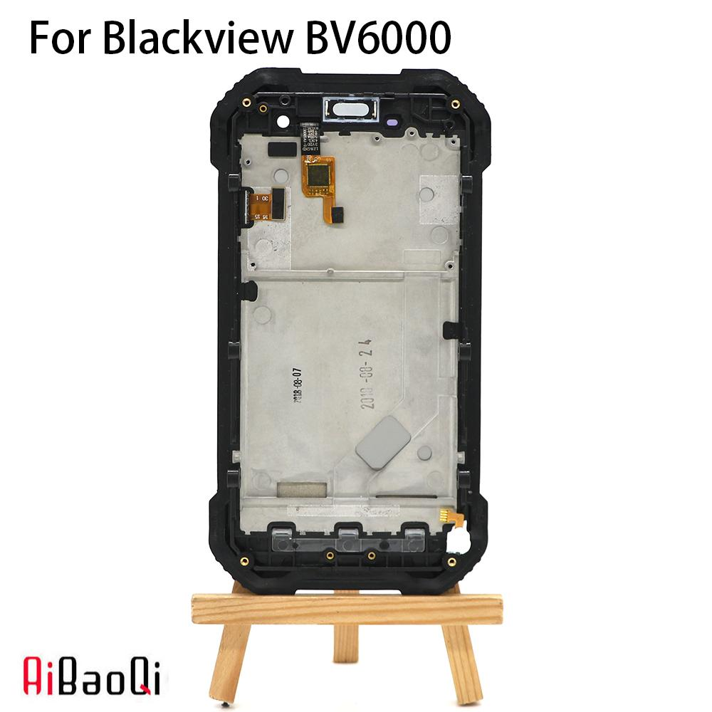 af1c518235eef 2019 New Original 4.7 Inch Touch Screen+1280X720 LCD Display+Frame Assembly  Replacement For Blackview BV6000/BV6000s Android 7.0 From Miumiu02, ...