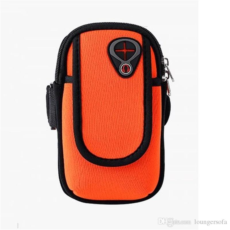 Multi Function Outdoor Sports Armband Running Riding Waterproof Arm Bag Fashion Universal Cell Phones Armlet Soft Breathable 6 5wz Y