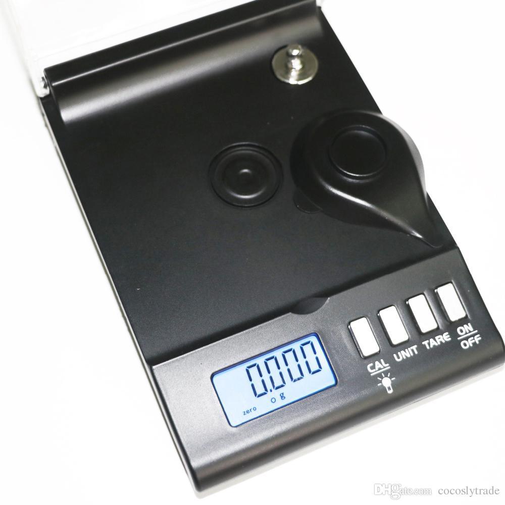 New 0.001g 30g Digital Weighing Gem Jewelry Diamond Scale Digital Jewelry Pocket with retail box