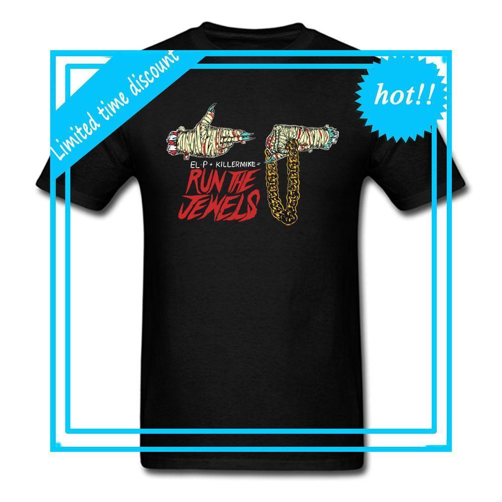 4c722a341d28 Compre Camiseta Run The Jewels Hip Hop Rap Camiseta De Algodón Y Algodón  Para Hombres Y Mujeres Tamaño Grande S XXXL A $14.67 Del Jie2 | DHgate.Com