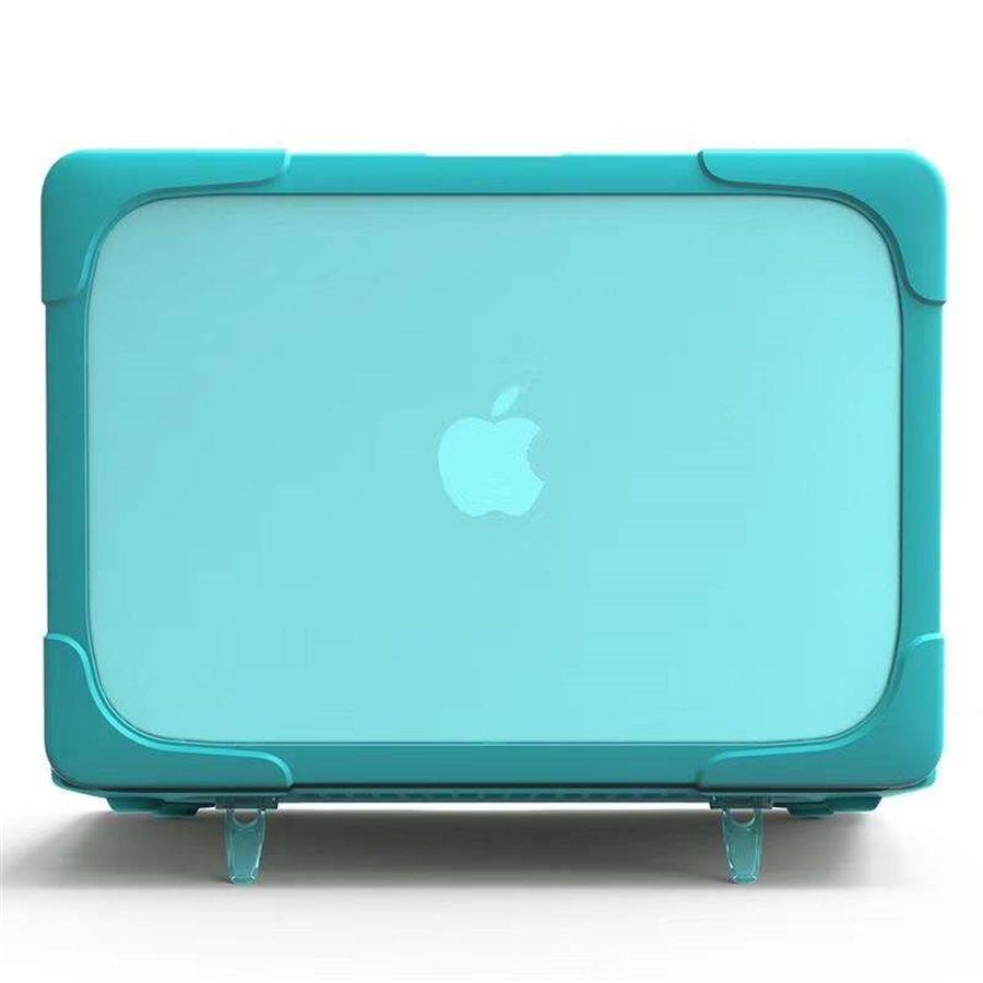 TPU hard shell Shock proof Anti Scratch Case For Apple Mac book Air Pro Retina 11 12 13 15 Laptop Cover For Mac book 13.3 inch