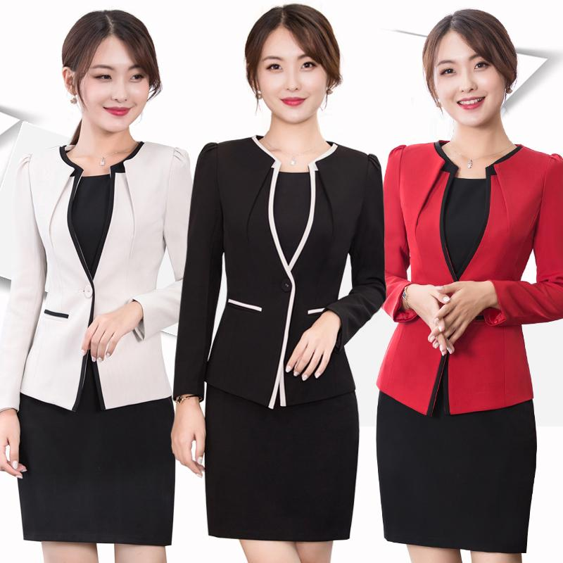 2019 Women S Dress Suits Business Suits Women S Dresses Ol