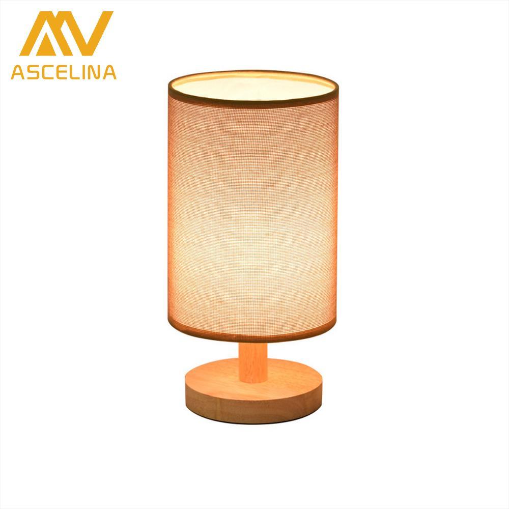 2019 Ascelina Nordic Modern Decorative Led Table Lamp Creative