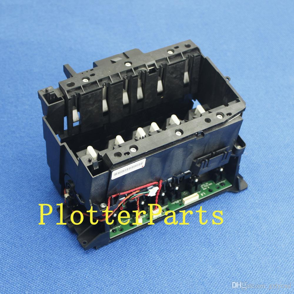 C7790-60420 Ink supply service station (ISS) assembly for HP DesignJet 10PS 20PS 50PS 120 Original C7790-60419 used