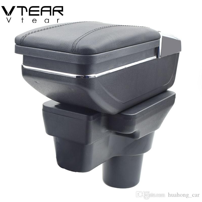 For 2017 Hyundai Solaris 2 Accent Armrest Box Central Store Content ... 55747784ef