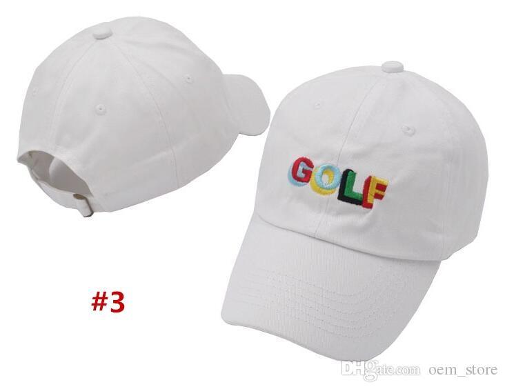 Golf Hat Black Dad Caps Unisex Baseball Cap Adjustable Ball Cap Hats ... 271db1e2561e