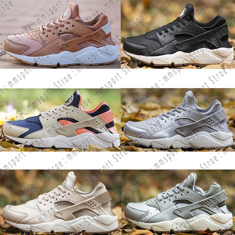 c16c9e26d0798 Acheter En Gros Respirant Vamp Nike Air Huarache Mode Ultra Chaussures De  Course, Hommes Femmes Respirant Athlétisme Discount Sneakers Haute Qualité  Pas ...