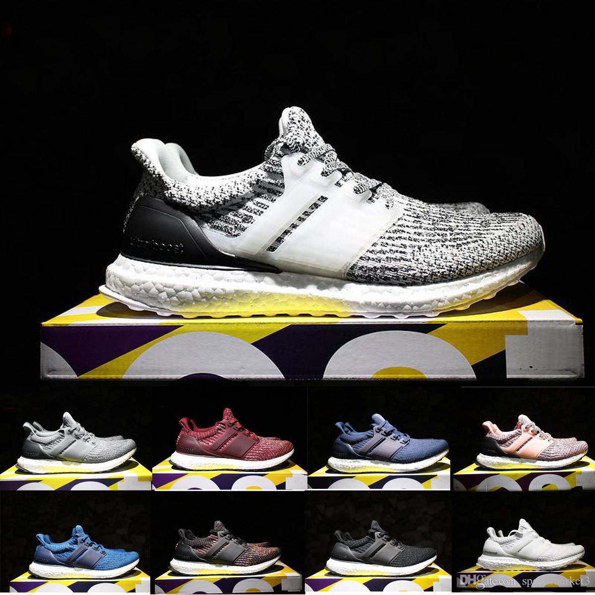 reduced adidas ultra boost blau and weiß 8f84a 74cfb