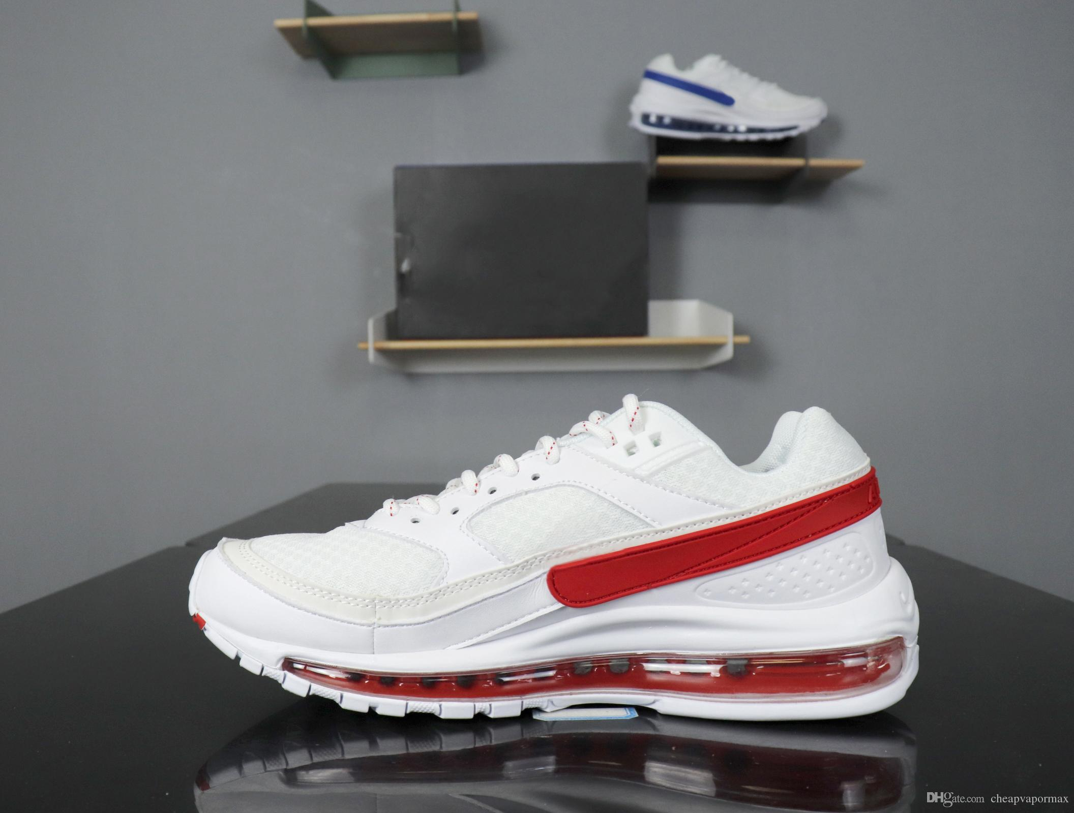 48c79922a1 WITH BOX 2018 New Arrival Skepta X 97 / BW AO2113-100 Adult Men's ...