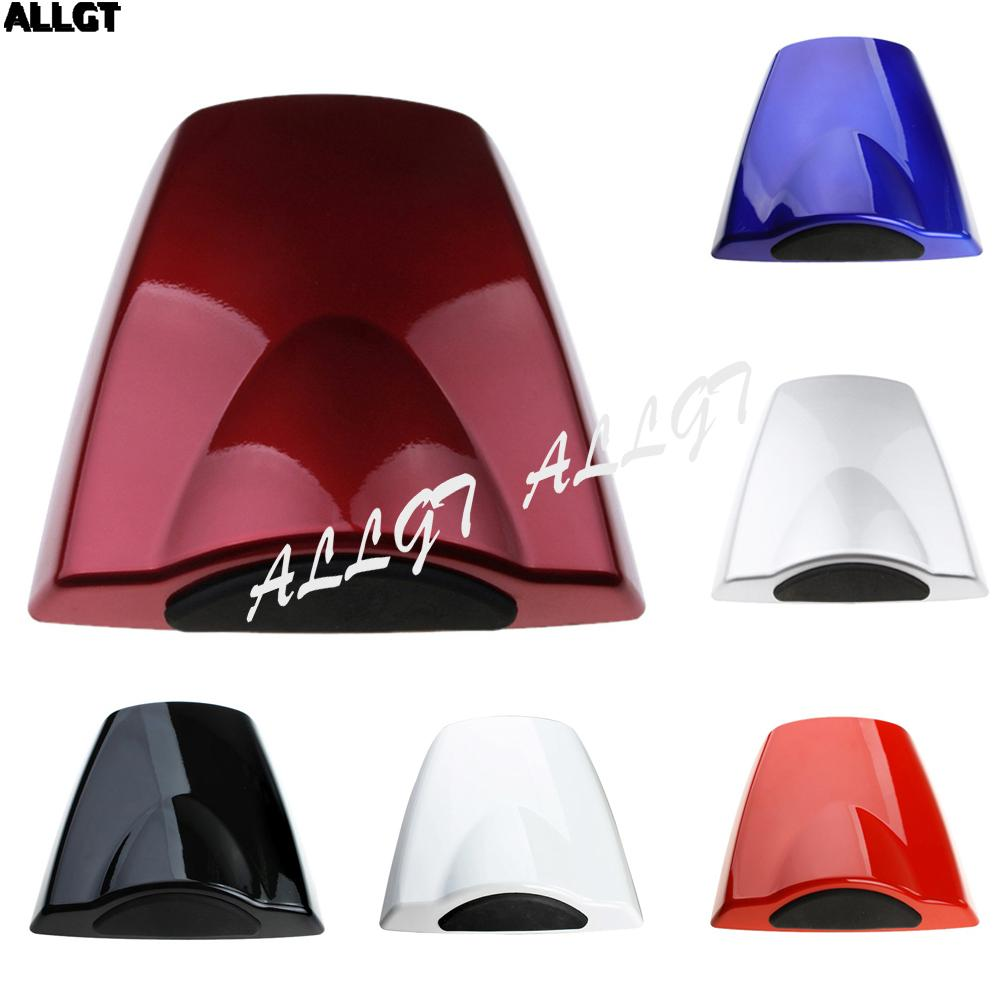 Motorcycle Rear Passenger Seat Cowl Cover Tail Fairing For Honda Cbr600rr F5 2003 2004 2005 2006 03 04 05 06