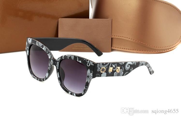 New fashion italy famous brand 0059 sunglasses men women summer vintage square frame glasses Lunette De Soleil polarized mirror eyeglasses